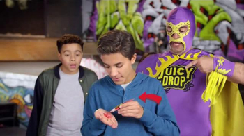 Juicy Drop Gummies TV Spot, 'The Juicy Drop Dare' - Thumbnail 5