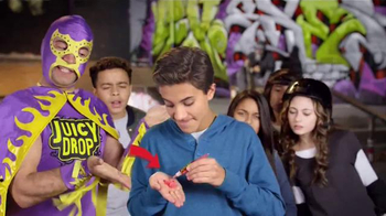 Juicy Drop Gummies TV Spot, 'The Juicy Drop Dare' - Thumbnail 6