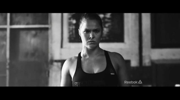 Reebok TV Spot, 'Perfect Never' Featuring Ronda Rousey - 101 commercial airings
