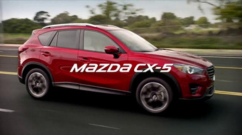 2016 Mazda CX-5 TV Spot, 'Bringing Baby Home' - Thumbnail 8