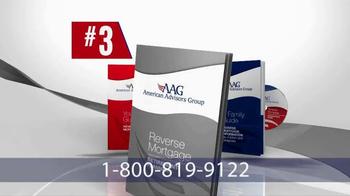 American Advisors Group Reverse Mortgage TV Spot, 'Grow Your Nest Egg' - Thumbnail 6