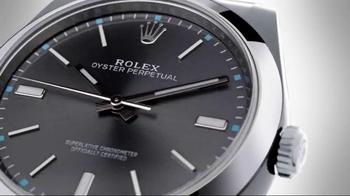 Rolex TV Spot, 'Tennis History' - Thumbnail 1