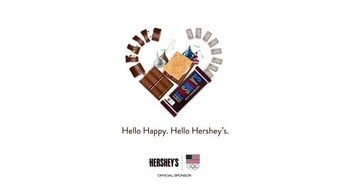 Hershey's TV Spot, 'Hello From Home' Featuring Simone Biles - Thumbnail 8