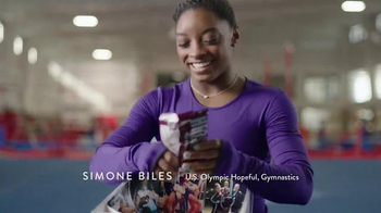 Hershey's TV Spot, 'Hello From Home' Featuring Simone Biles - 3415 commercial airings