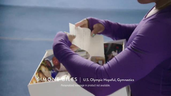 Hershey's TV Spot, 'Hello From Home' Featuring Simone Biles - Thumbnail 5