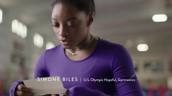 Hershey's TV Spot, 'Hello From Home' Featuring Simone Biles - Thumbnail 6