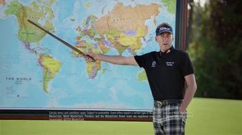 Mastercard World TV Spot, 'Geography Expert' Featuring Ian Poulter - 286 commercial airings
