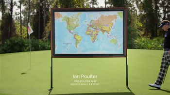 Mastercard World TV Spot, 'Geography Expert' Featuring Ian Poulter - Thumbnail 3