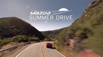 Mazda Summer Drive Event TV Spot, 'On a Mission' - Thumbnail 8