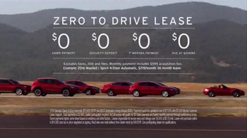 Mazda Summer Drive Event TV Spot, 'On a Mission' - Thumbnail 9