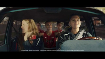 VISA TV Spot, 'The Carpool to Rio' Ft. Missy Franklin, Kerri Walsh Jennings - 1355 commercial airings