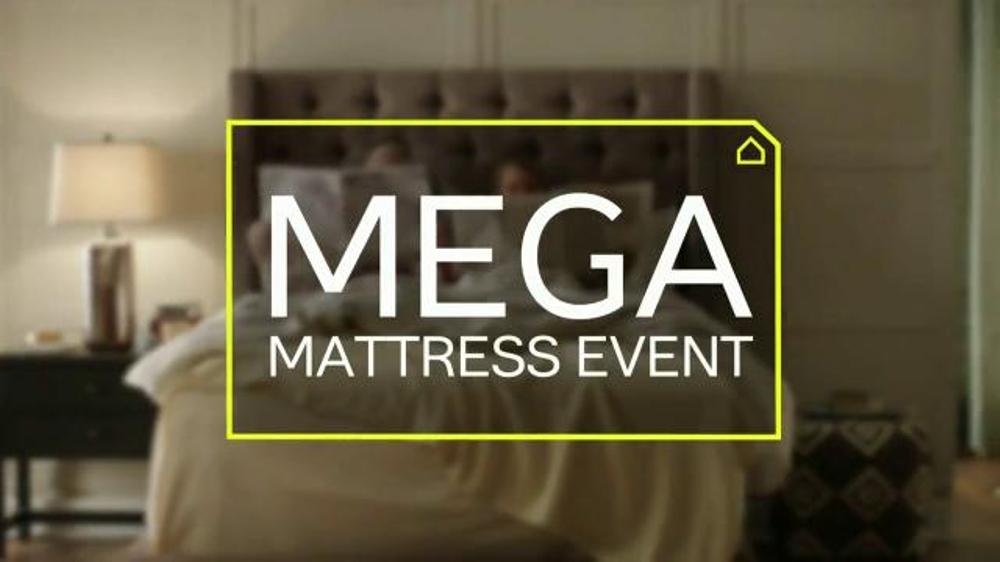 Ashley Homestore Mega Mattress Event TV Commercial, U0027Eight Yearsu0027   ISpot.tv