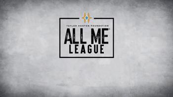 Taylor Hooton Foundation TV Spot, 'All Me League: Josh Reddick' - Thumbnail 7