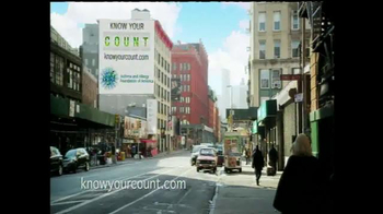 AAFA TV Spot, 'Know Your Count' Featuring Kristin Chenoweth - Thumbnail 10