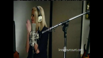 AAFA TV Spot, 'Know Your Count' Featuring Kristin Chenoweth - Thumbnail 8