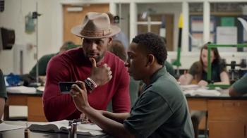 Verizon Plan TV Spot, 'Not Studying: Trade In' Featuring LeBron James - Thumbnail 3