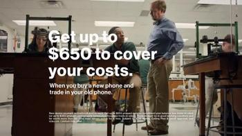 Verizon Plan TV Spot, 'Not Studying: Trade In' Featuring LeBron James - Thumbnail 5