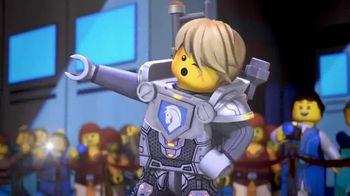 LEGO Nexo Knights TV Spot, 'Heroes Wanted'