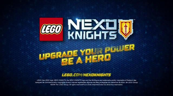 LEGO Nexo Knights TV Spot, 'Heroes Wanted' - Thumbnail 8