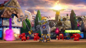 LEGO Nexo Knights TV Spot, 'Heroes Wanted' - Thumbnail 2