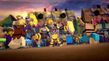 LEGO Nexo Knights TV Spot, 'Heroes Wanted' - Thumbnail 4