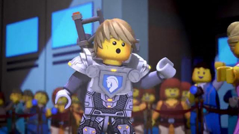 LEGO Nexo Knights TV Spot, 'Heroes Wanted' - Thumbnail 5