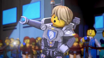 LEGO Nexo Knights TV Spot, 'Heroes Wanted' - Thumbnail 6