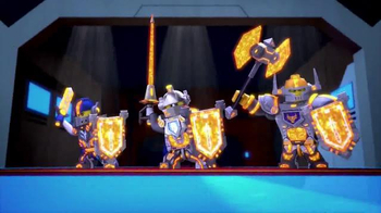 LEGO Nexo Knights TV Spot, 'Heroes Wanted' - Thumbnail 7