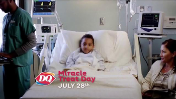 Dairy Queen TV Spot, '2016 Miracle Treat Day' - 2211 commercial airings