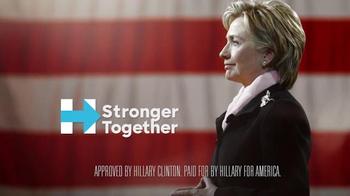 Hillary for America TV Spot, 'Issue' - Thumbnail 8