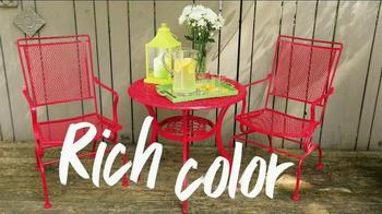 Krylon TV Spot, 'TLC Channel: Rich Color' - Thumbnail 4