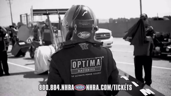 NHRA TV Spot, 'Toyota, Northwest and Lucas Oil Nationals' - Thumbnail 2