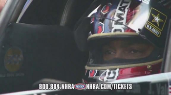 NHRA TV Spot, 'Toyota, Northwest and Lucas Oil Nationals' - Thumbnail 3