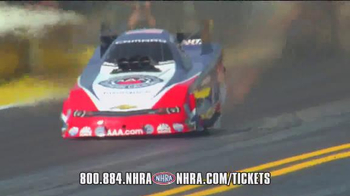 NHRA TV Spot, 'Toyota, Northwest and Lucas Oil Nationals' - Thumbnail 4