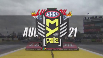 NHRA TV Spot, 'Toyota, Northwest and Lucas Oil Nationals' - Thumbnail 7