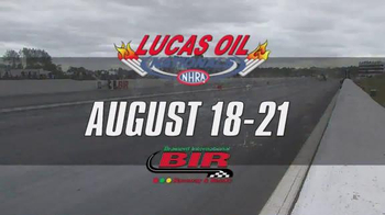 NHRA TV Spot, 'Toyota, Northwest and Lucas Oil Nationals' - Thumbnail 8