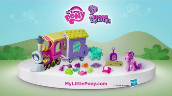 My Little Pony Explore Equestria Friendship Express Train TV Spot, 'Magic' - Thumbnail 9