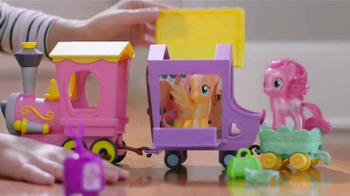 My Little Pony Explore Equestria Friendship Express Train TV Spot, 'Magic' - Thumbnail 6