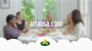 Arla Cream Cheese TV Spot, 'Bagel Bar' - Thumbnail 10