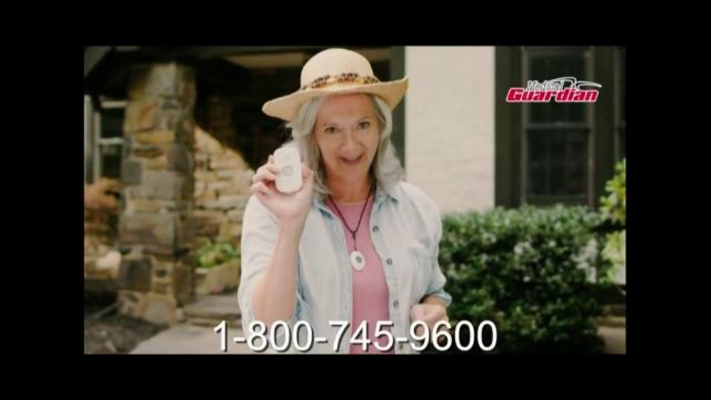 Medical Guardian TV Commercial, 'As Seen on TV: Gardening with Grandma'