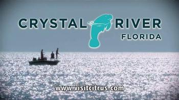 Visit Citrus TV Spot, 'Crystal River Florida - Flats Class' - Thumbnail 10