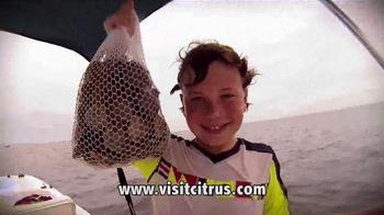 Visit Citrus TV Spot, 'Crystal River Florida - Flats Class' - Thumbnail 4