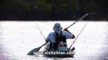Visit Citrus TV Spot, 'Crystal River Florida - Flats Class' - Thumbnail 5