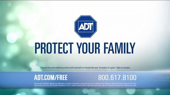 ADT TV Spot, 'Trouble Shows Up' Featuring Ving Rhames - Thumbnail 5