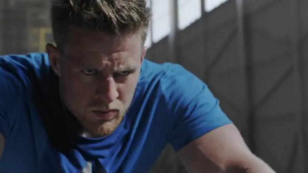 Reebok TV Commercial, 'Hunt Greatness Part 2' Featuring JJ Watt