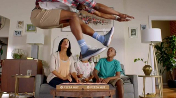 Pizza Hut Big Flavor Dipper USA Edition TV Spot, 'Eat and Compete' - Thumbnail 3