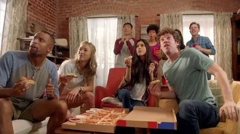 Pizza Hut Big Flavor Dipper USA Edition TV Spot, 'Eat and Compete' - Thumbnail 8