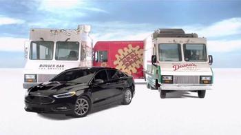 2017 Ford Fusion TV Spot, 'Enhanced Active Park Assist' - Thumbnail 4