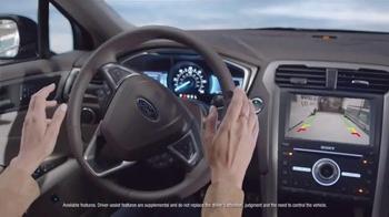 2017 Ford Fusion TV Spot, 'Enhanced Active Park Assist' - Thumbnail 5