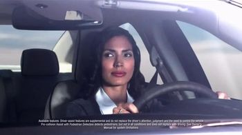 2017 Ford Fusion TV Spot, 'Pedestrian Detection' - 101 commercial airings